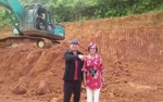 Anggota DPRD Katingan Ini Apresiasi Pembangunan Jalan Tembus ke Kalimantan Barat
