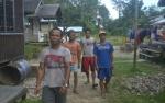 Warga Katingan Hulu Nantikan Kelanjutan Proyek Jalan Sanamang-Kiham Batang