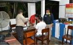 Polres Barito Utara Lakukan Tes Urine Sopir Travel