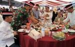 Doa Enam Agama Menggema di Halal Bihalal Kebangsaan Kalimantan Tengah