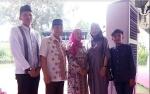 Pejabat Pemerintah Hadiri Halal Bihalal di Rumah H Abdul Rasyid AS