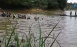 Pencarian Bocah SD Tenggelam di Mentaya Hulu Memakan Waktu Empat Jam