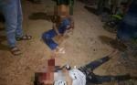 Tabrak Tiang Listrik, Dua Remaja di Kapuas Luka-luka