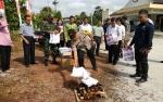 Pjs Bupati dan Kapolres Katingan Cek Kesiapan KPU Jelang Pilkada Serentak