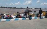 H+5 Ada 763 Penumpang Lewat Pelabuhan Danau Mare