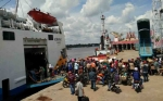 Jumlah Pemudik di 2018 Via Pelabuhan Sampit Menurun