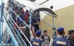 15 Keberangkatan Kapal Disiapkan untuk Angkut Penumpang di Arus Balik Lebaran