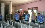 Pjs Bupati Tinjau Kesiapan KPU Jelang Pilkada Barito Utara