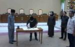 Ketua DPRD Katingan Pimpin Paripurna Usulan Pemberhentian Bupati Katingan