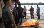 Identitas Mayat Pria Ditemukan di Sungai Mentaya Masih Misterius