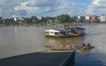 Transportasi Sungai Masih Jadi Andalan Warga Tumbang Samba Katingan