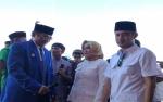 Ribuan Pendukung Fairid-Umi Padati Lapangan Sanaman Mantikei