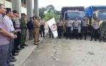 KPU Barito Timur Distribusikan Surat Suara Pilkada