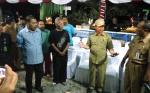 Wali Kota Cek Kesiapan TPS Sampai Malam
