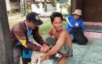 508 Hewan Peliharaan di Gunung Mas Divaksin Rabies