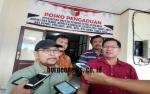 Tim Hukum Paslon Nomor 2 Sampaikan Sikap Protes ke Panwaslih Gunung Mas