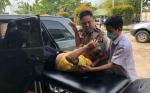 Ziarah TMP HUT Bhayangkara Tertunda Gara-gara Kapolres Kotim Tolong Korban Kecelakaan