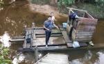 Warga Desa Tumbang Manya Ditemukan Tewas di Lanting Sungai