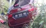 Ini Kronologis Kecelakaan Tunggal Mobil Avanza Berpenumpang 9 Orang