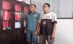 Satpam dan Mantan Sopir Kerja Sama Curi Spare Part Excavator