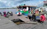 Angkutan Kapal Feri Penyeberangan Jangan Melebihi Kapasitas