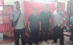 Dua Perangkat Desa Tanjung Jorong Kasus Dugaan Korupsi Dihadapkan Dengan Jaksa