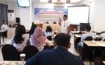 Sejumlah Wartawan Dalami Ilmu Bahasa Indonesia