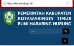 Dinas Kominfo Kotim Siapkan Penangkal Serangan Hacker ke Situs Pemerintah