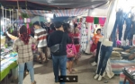 Pasar Malam FSQ Kalteng di Nanga Bulik Ramai Pengunjung