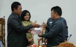 Bupati Pulang Pisau Sampaikan Raperda Pertanggungjawaban APBD ke DPRD