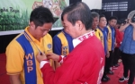 Kakanwil Kemenkumham Kalteng Apresiasi Pelatihan Warga Binaan Permasyarakatan