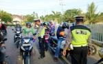 16 Pelanggar Lalu Lintas Terjaring Razia Satuan Lalu Lintas Polres Barito Utara