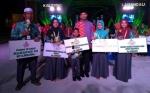 Sukamara Raih 5 Juara di Festival Seni Qasidah Kalteng