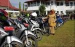 Kendaraan Dinas Tidak Layak Tetap Wajib Dilaporkan