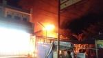 Asal Api Diduga dari Rumah Makan Mandomai