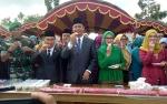 Pesta Rakyat HUT Kabupaten Sukamara Ke 16 Resmi Di Buka