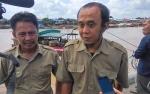 BKSDA Kalteng Gunakan Metode Manual untuk Tangkap Buaya di Sungai Kahayan