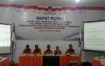 Besok, KPU Sukamara Umumkan Pemenang Pilkada 2018