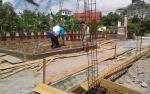 Pondasi Terlanjur Dibangun, Ganti Rugi untuk Kontraktor Proyek Makam HM Arsyad Akan Dibahas