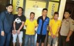 Empat Karyawan PT SEM Curi Aki Dan Batrai Untuk Foya-Foya