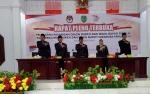 KPU Sukamara Gelar Rapat Pleno Penetapan Paslon Pilkada 2018