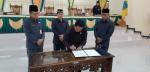 DPRD Gelar Paripurna Usulan Pengesahan Pengangkatan Bupati dan Wabup Lamandau Terpilih