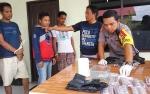 Tiga Pengedar Zenith di Palangka Raya Diringkus Polisi
