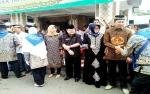 Bupati Nadalsyah Lepas Keberangkatan 169 Calon Haji