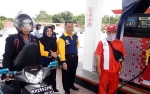 Dapat Aduan, Plh Bupati Seruyan Cek Pelayanan SPBU Kuala Pembuang