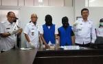 BNNP Kalteng Juga Ringkus Kurir Sabu Diduga Jaringan Narapidana