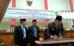 DPRD Gelar Rapat Paripurna Istimewa Usul Pemberhentian dan Pengangkatan Wali Kota