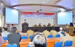 Kesbangpol Barito Utara Sosialisasi Pendaftaran dan Pengelolaan Informasi Ormas