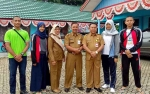 Dinas Budparpora Barito Utara Lepas Calon Paskibra Tingkat Provinsi