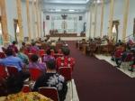 Pemkab Sukamara Sampaikan 9 Raperda ke DPRD